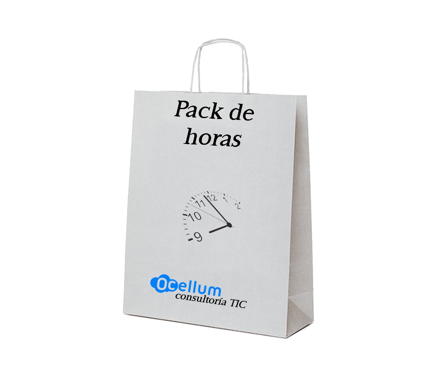 pack de horas ocellum consultoria TIC