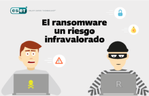 ransomware protegerse